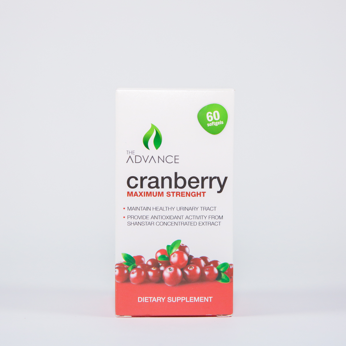 CRANBERRY MAXIMUM STRENGTH