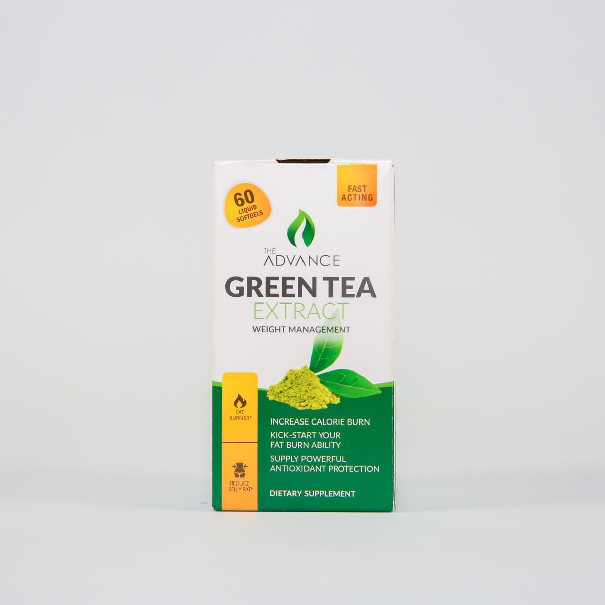GREEN TEA EXTRACT WEIGHT MANAGEMENT