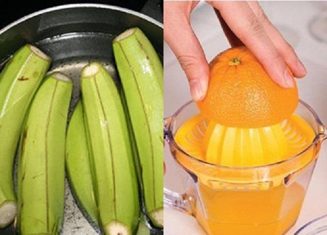 Green banana treat melasma effectively