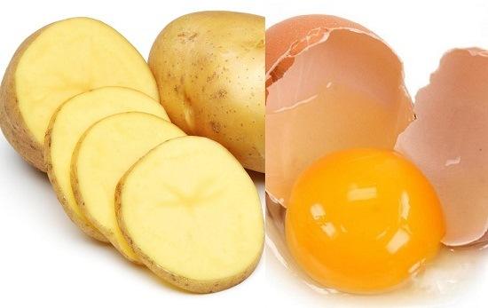 Treatment of melasma with chicken egg white